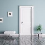 wooden door 16