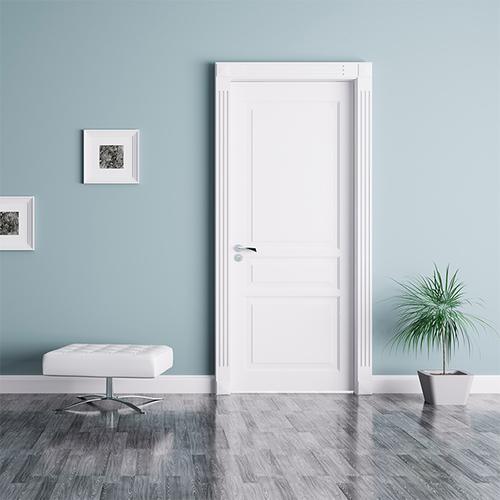 wooden door 16-