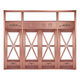 Copper doors and windows 44-
