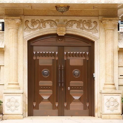 Copper doors and windows 12-