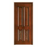 wooden door 32
