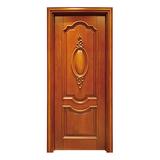 wooden door 34