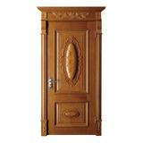 wooden door 24