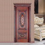 wooden door 06