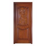 wooden door 36