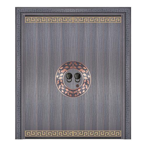 Copper doors and windows 29-