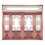 Copper doors and windows 43