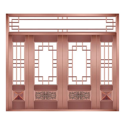 Copper doors and windows 43-