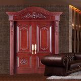 wooden door 02