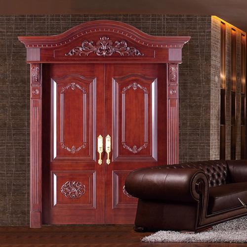wooden door 02-