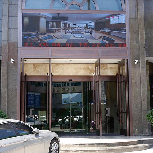 Engineering copper doors and windows 05-