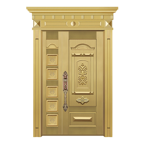 Copper doors and windows 34-