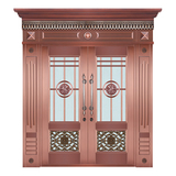 Copper doors and windows 45