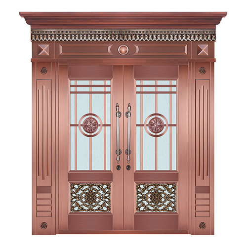 Copper doors and windows 45-