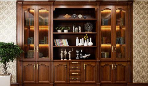 European style bookcase-SG-303