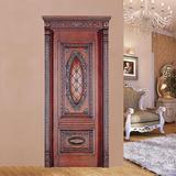 wooden door 07