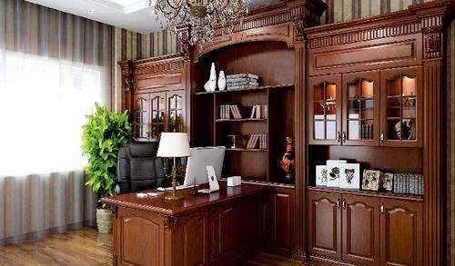 European style bookcase-SG-304