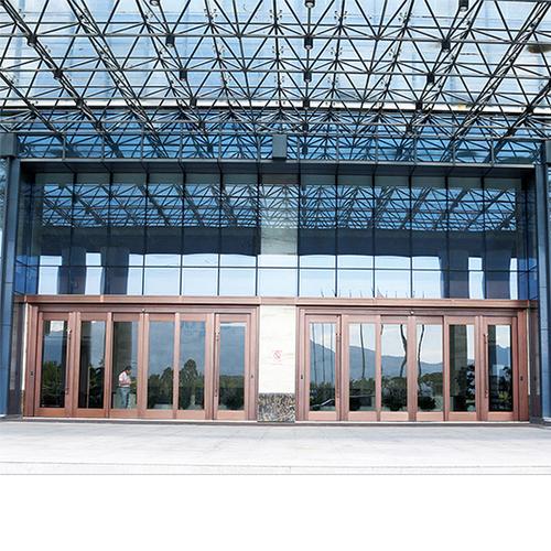 Engineering copper doors and windows 17-