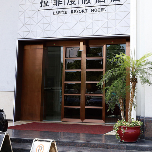 Engineering copper doors and windows 24-