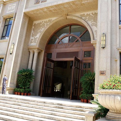 Engineering copper doors and windows 29-