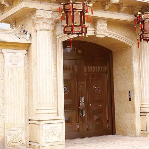 Copper doors and windows 16-