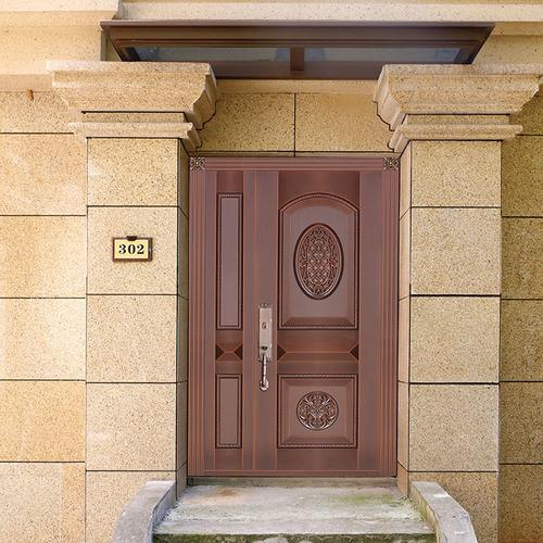 Copper doors and windows 22-