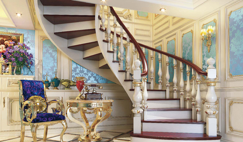 French style staircase-LT-401