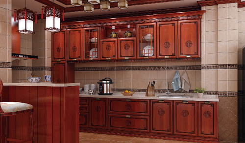 New Chinese style Cupboard-CG-202