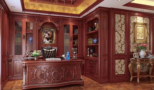 European style bookcase-SG-301