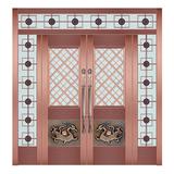 Copper doors and windows 42