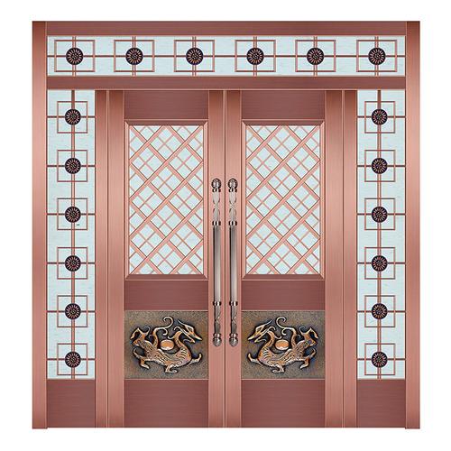 Copper doors and windows 42-