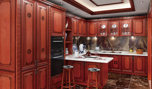 New Chinese style Cupboard-CG-201