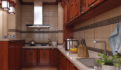 New Chinese style Cupboard-CG-203