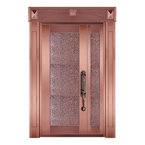 Copper doors and windows 32-