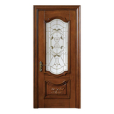 American wooden door  -MM-107