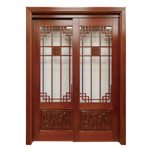 New Chinese styleNew wooden door -MM-208