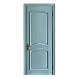 European style wooden door  -MM-312