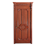 European style wooden door  -MM-314