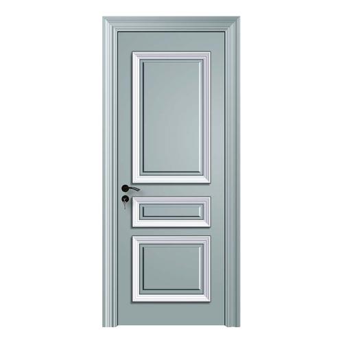 European style wooden door -MM-313