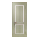 European style wooden door  -MM-309