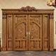 European style wooden door -MM-301