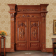 European style wooden door -MM-302