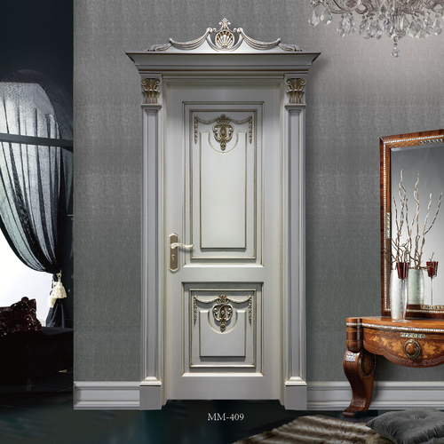 French style wooden door -MM-409