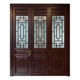 New Chinese styleNew wooden door  -MM-206
