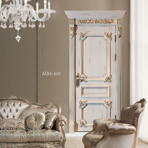 French style wooden door -MM-410