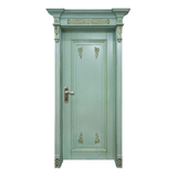 French style wooden door  -MM-407