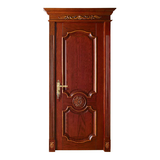 European style wooden door  -MM-306
