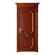 European style wooden door -MM-306