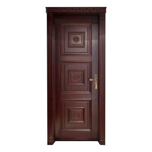 New Chinese styleNew wooden door -MM-209