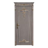 French style wooden door  -MM-408